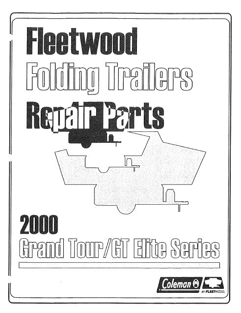 2000 Grand Tour?height=320&width=247 2000 coleman popup camper repair parts manuals camper solutions wiring diagram coleman tent trailer at fashall.co